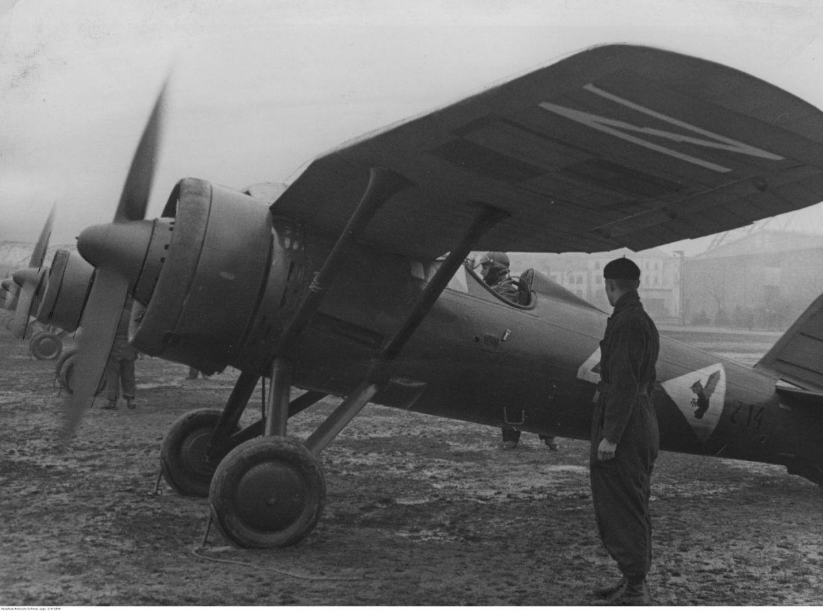 Wielki powrót polskiego myśliwca. Powstają dwie repliki PZL P.11c